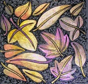 Autumm Leaves © Angela Porter 2010