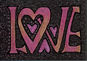 Love 1 © Angela Porter 2012