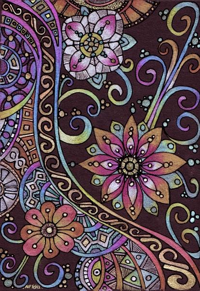 For Sharon © Angela Porter 16 Feb 2012