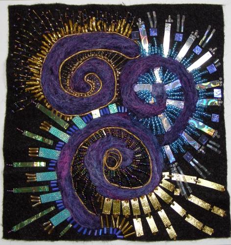 Spirals 21 March 2012©Angela Porter 2012