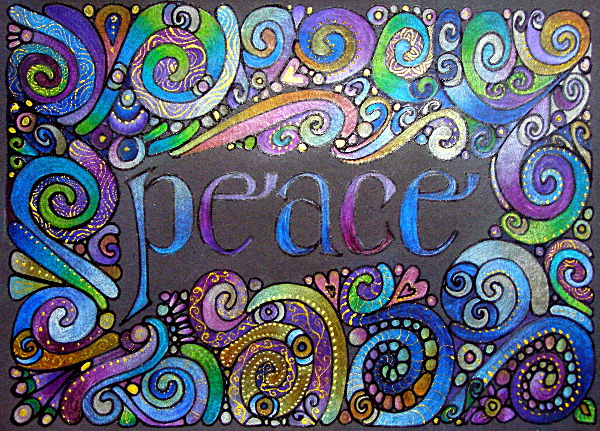 Peace©Angela Porter 18 June 2012