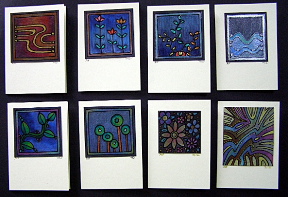 Greetings Cards 2 © Angela Porter 2012