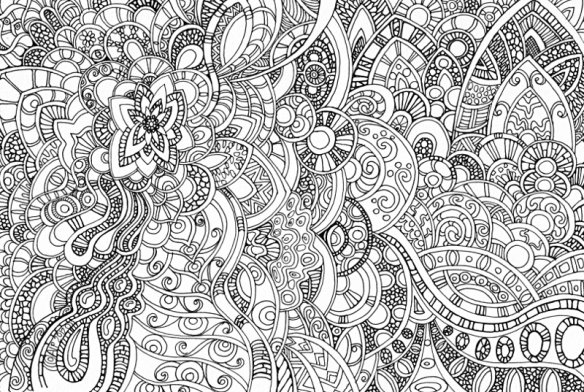 Just Another Doodle 1 © Angela Porter 2012