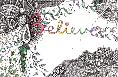 Believe©AngelaPorter2013