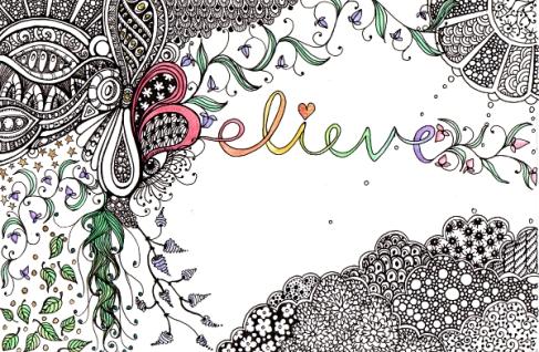 Believe©AngelaPorter2013