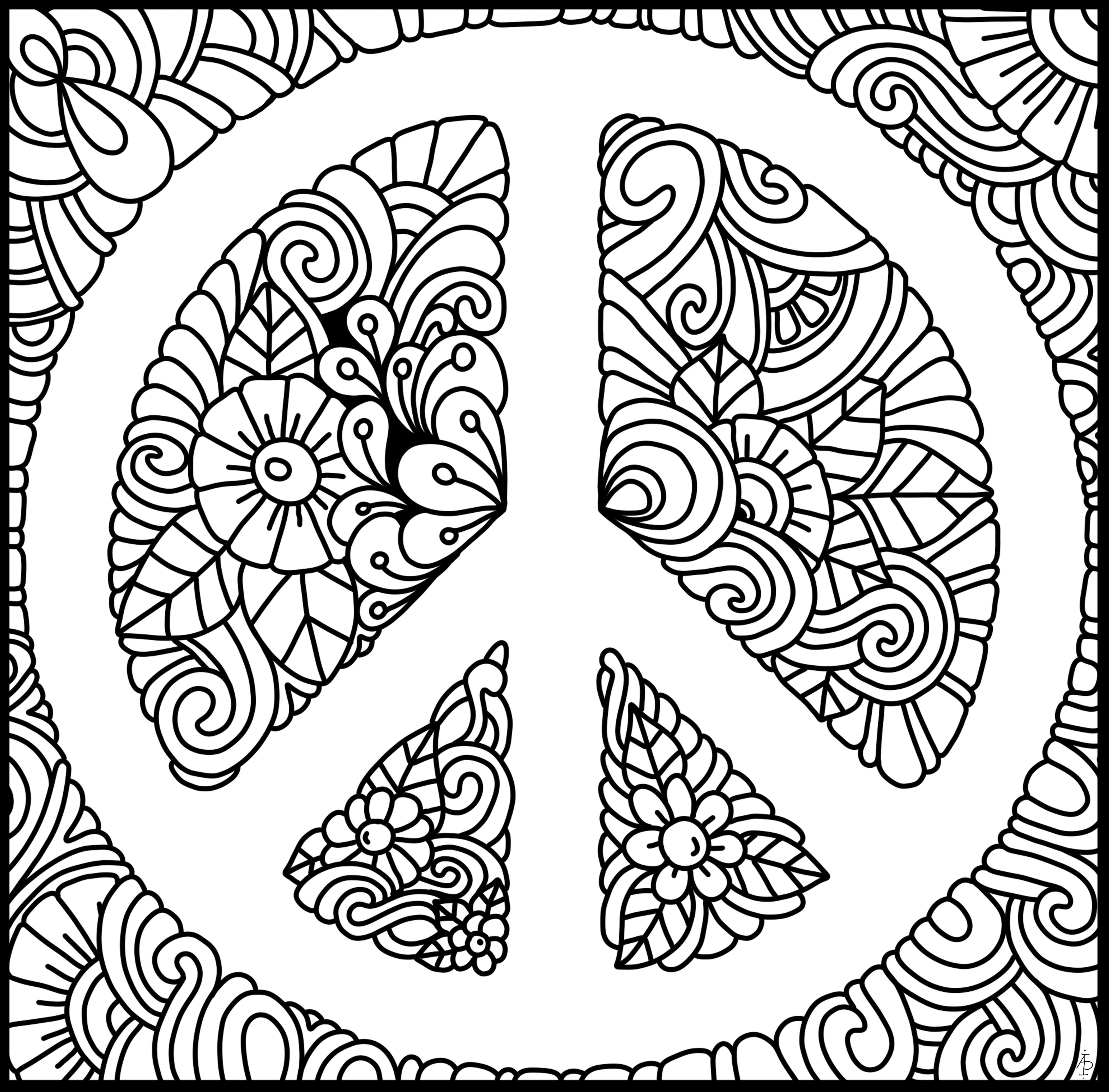 peace-sign-by-angela-porter