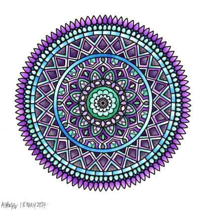 Mandala H_coloured_AngelaPorter_18May2017