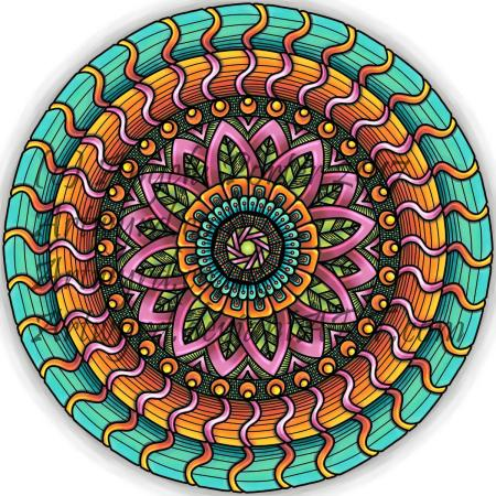 AngelaPorter_ColouredMandala1_26June2017