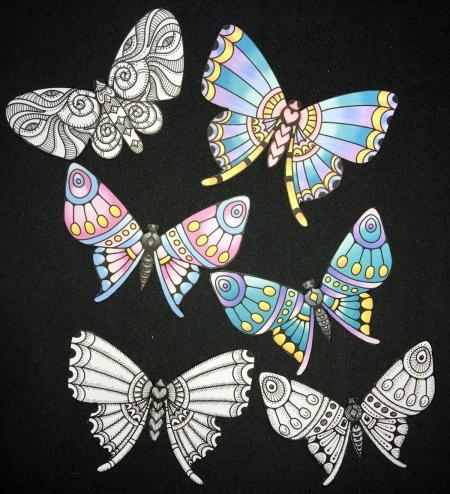 ButterfliesForMixedMedia_15June2017_AngelaPorter