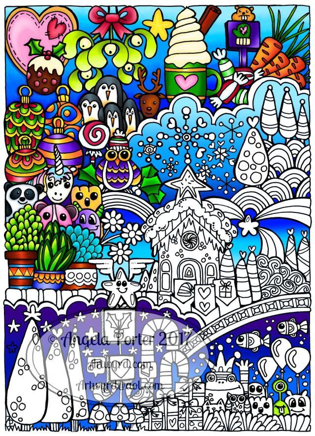 AngelaPorter_Doodleworlds_WIP12Dec17