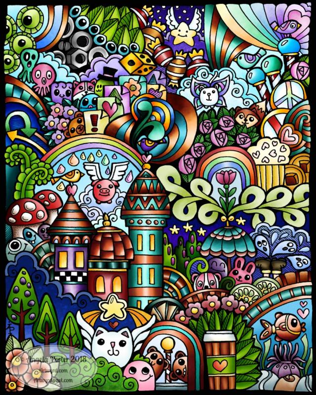 AngelaPorter_Doodleworlds_Coloured_02