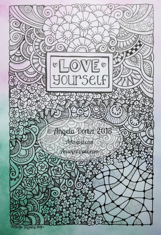 Angela Porter 24 June 2018 Love Yourself watermarked