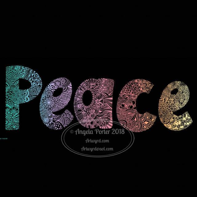 Angela Porter Peace 10 Sept 2018