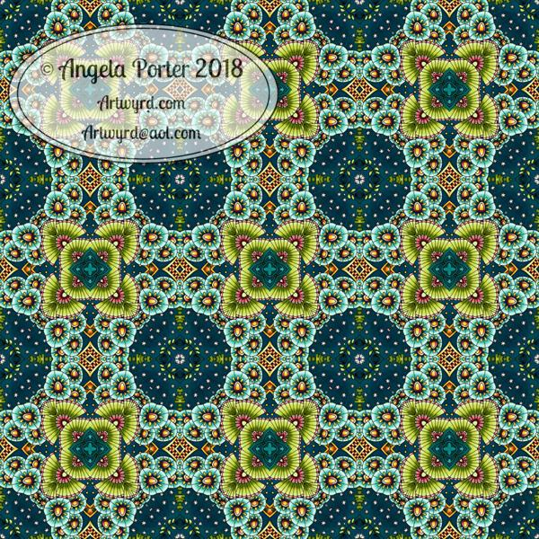 Angela Porter Repeating pattern 20 September 2018 01
