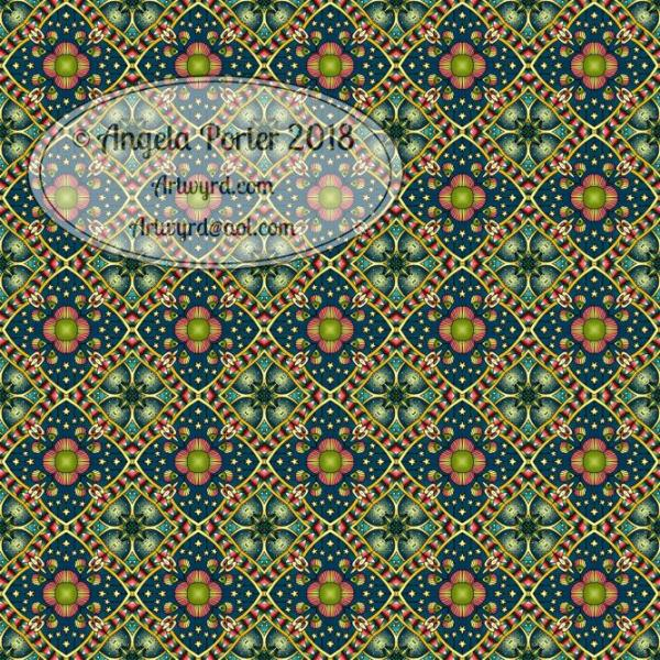 Angela Porter Repeating pattern 20 September 2018 02