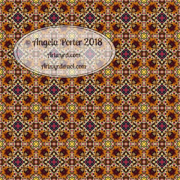 Angela Porter Repeating pattern 20 September 2018 03