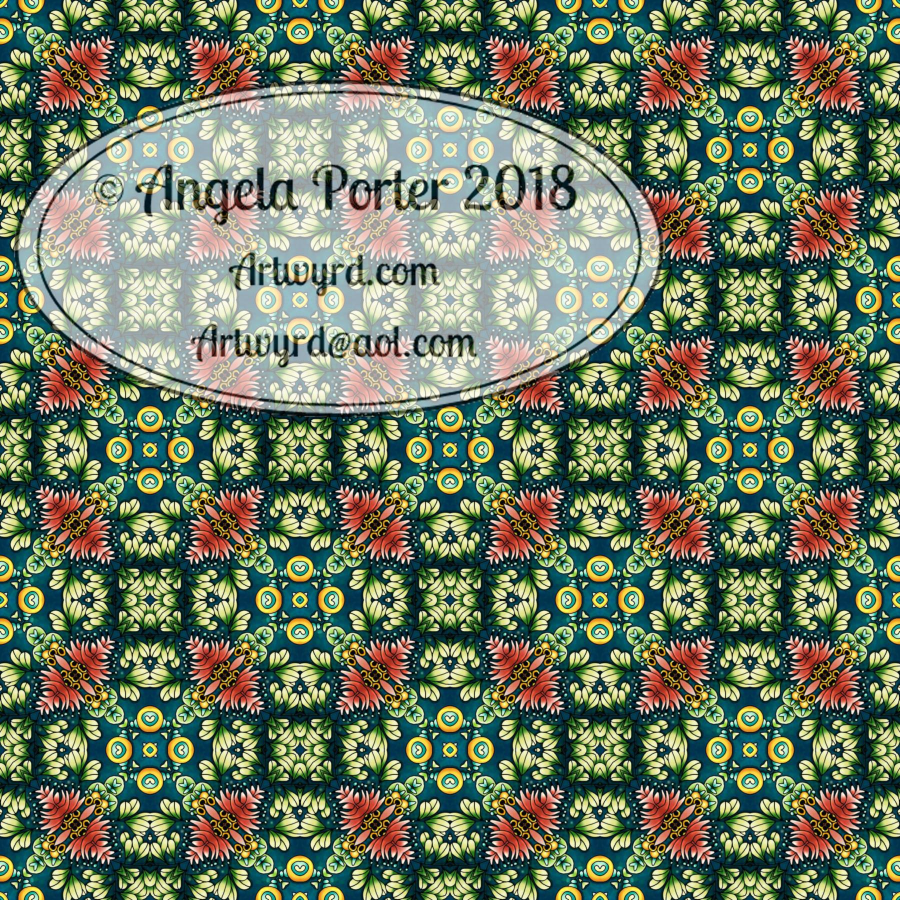 Angela Porter Repeating pattern 20 September 2018 04